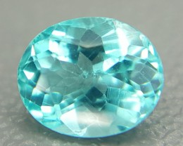 0.70 Crt Natural Apatite Faceted Gemstone (R 41)