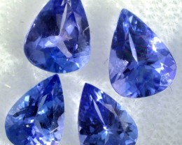 3.15 CTS TANZANITE  MIXED PARCEL - WELL CUT [STS806]