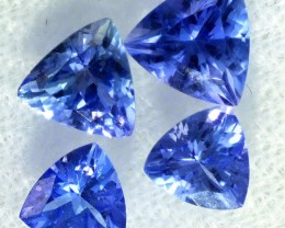 2.3 CTS TANZANITE  MIXED PARCEL - WELL CUT [STS807]