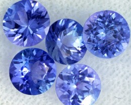 3 CTS TANZANITE  MIXED PARCEL - WELL CUT [STS811]