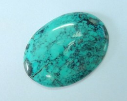 Hot Sale! Nautral Turquoise Oval Cabochon,Trendy Jewelry Accessory(17070904