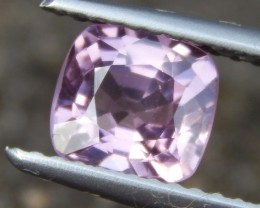 1.22cts, Burmese Pink Spinel, 100% Untreated,