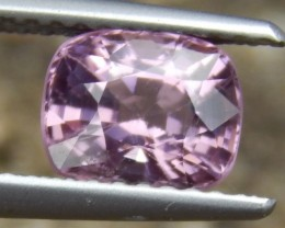 1.59cts, Burmese Pink Spinel, 100% Untreated,