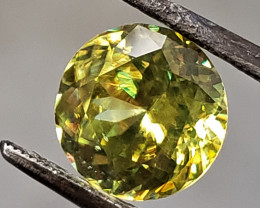 1.92ct Sphene Portuguese Cut