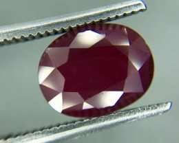 2.98 CT NATURAL RUBY STUNNING LUSTER HIGH QUALITY GEMSTONE R3