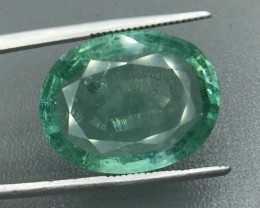 14.10 CT CERTIFIED  PARAIBA STUNNING LUSTER FACETED CUT HIGH QUALITY GEMSTO