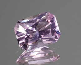 3.24ct Radiat Cut Morganite