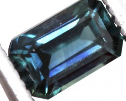 0.74CTS AUSTRALIAN PARTI SAPPHIRE CERTIFIED TBM-1296