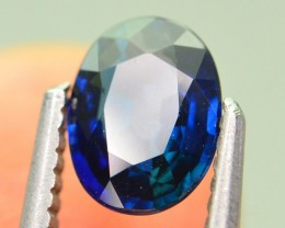1.44 ct Untreated Blue Sapphire SKU.2