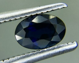 0.62 CT NATURAL BLUE SAPPHIRE HIGH QUALITY GEMSTONE S23