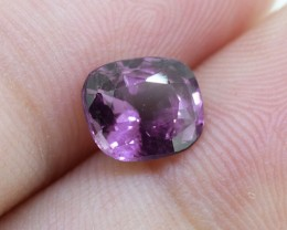Srilankan Untreated Certified Purple Spinel 1.54 Ct. (00325)