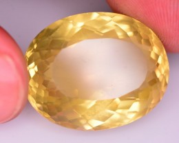 42 ct NATURAL BEAUTIFUL CITRINE GEMSTONE