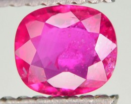 GiL Certified Unheated 0.55 ct Natural Ruby SKU.2