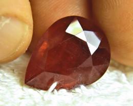 16.57 Carat Pear Cut Ruby - Gorgeous