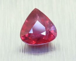 Unheated RUBY 0.68 Ct. Will look Amazing a Ring! (00472)