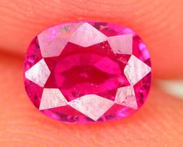 GiL Certified Unheated 0.59 ct Natural Ruby SKU.2