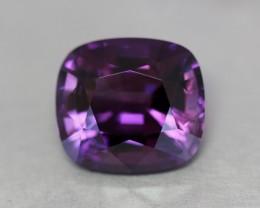 Gorgeous natural purple amethyst.