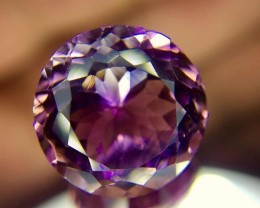 7.23 Ct Natural Amethyst Awesome Color & Luster Gemstone A26