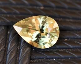 1.49cts Yellow Sapphire From Sri Lanka (RSA174)