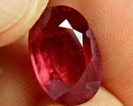 1$NR - 10.4 Carat Fiery Red Ruby