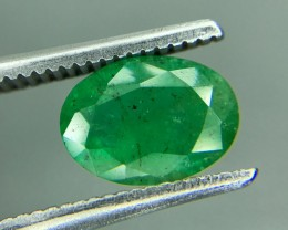 0.97 CT ZAMBIAN EMERALD HIGH QUALITY GEMSTONE S26