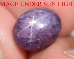 5.60 Carats Star Ruby Beautiful Natural Unheated & Untreated