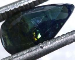 2.23CTS UNHEATED CERTIFIED AUSTRALIAN BLUE SAPPHIRE GEMSTONE TBM-1308