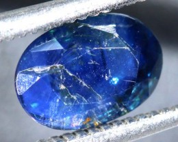 1.51CTS UNHEATED AUSTRALIAN BLUE SAPPHIRE CERTIFIED TBM-1317