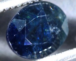 1.20CTS UNHEATED AUSTRALIAN BLUE SAPPHIRE CERTIFIED TBM-1318