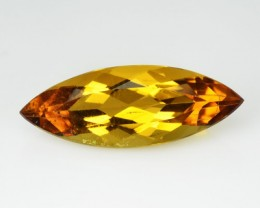 4.99 Cts NATURAL BERYL - GOLDEN YELLOW - MARQUISE - BRAZIL