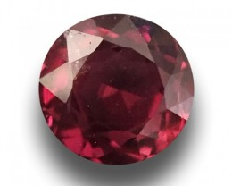 0.53 Carats Natural Ruby  Loose Gemstone  Mozambique -New