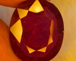 18.65 CT NATURAL BEAUTIFUL COLOR RUBY