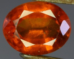 3.30 Crt Natural Hessonite Garnet Gemstone ~ Africa