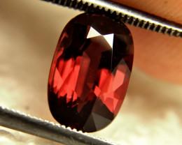 4.18 Carat IF/VVS1 African Rhodolite Garnet - Superb