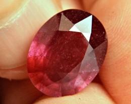 CERTIFIED - 11.94 Carat Fiery Ruby - Superb