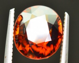 Gil Certified 9.00 ct Untreated Zircon Cambodia  SKU.2