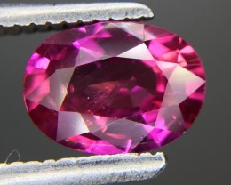 GIL Certified 1.13 Ct  Untreated Ruby Awesome Color ~ Mozambique