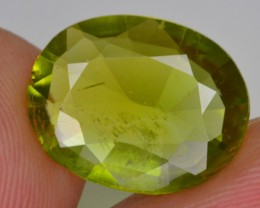 3.30 ct Natural Beautiful Peridot Gemstone