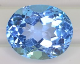 5.65 ct NATURAL BEAUTIFUL SWISS TOPAZ