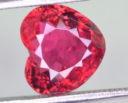 2.10 CT NATURAL BEAUTIFUL HEART SHAPE TOURMALINE GEMSTONE