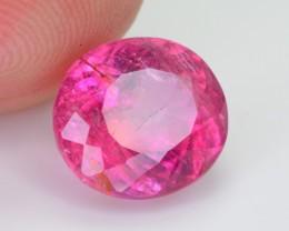 4 Ct Superb Color Natural Pink Tourmaline