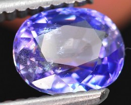 Purple Tanzanite 1.51 ct Unheated and Untreated SKU-2