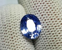 CERTIFIED 2.04 CTS NATURAL BEAUTIFUL OVAL MIXED BLUE SAPPHIRE SRI LANKA
