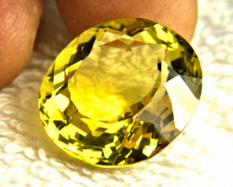 27.65 Carat VVS African Lemon Quartz - Gorgeous
