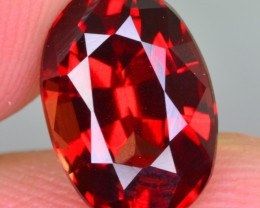 4.15 CT NATURAL BEAUTIFUL RHODOLITE GARNET GEMSTONE