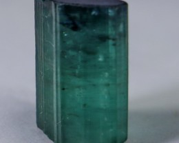 14.50 Ct Natural - Unheated Green Tourmaline  crystal