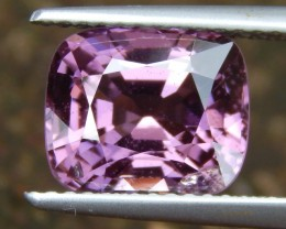 3.79cts, Certified Burma Spinel, 100% Untreated, VVS1