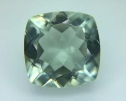 6.43 Ct Stunning Prasiolite  (Green Amethsyt )  Excellent Cut Gemstone A32