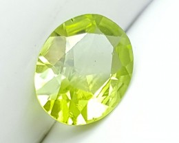 1.65CT PERIDOT OVAL CUT BEST QUALITY GEMSTONE IGC36