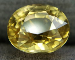 1.83Crt Natural Zircon Faceted Gemstone (R 47)